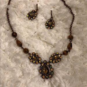 Lia Sophia necklace set